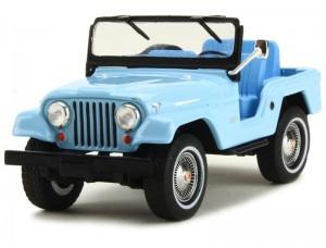 Jeep CJ5 Elvis 1963