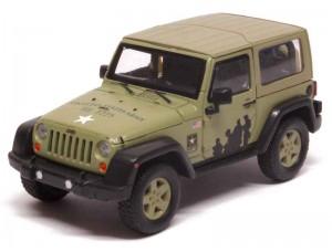 Jeep Wrangler U.S. Army Hard Top 2012
