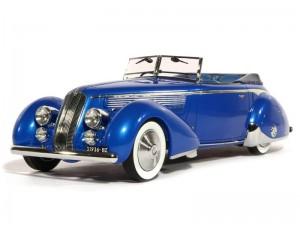Lancia Astura Tipo 233 Corto 1936