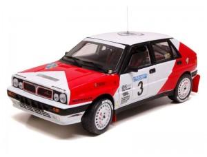 Lancia Delta Integrale Sweden 1989