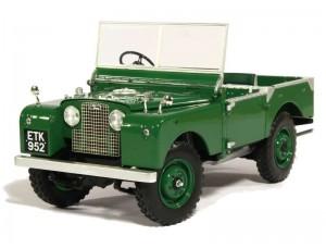 Land Rover 88 Pick-Up Série I 1948