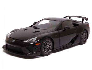 Lexus LFA Nurburgring Package 2011