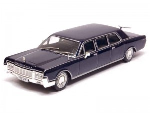 Lincoln Continental Limousine 1967