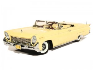 Lincoln Continental MKIII Cabriolet 1958