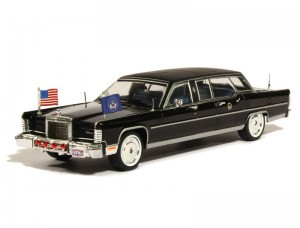 Lincoln Continental Presidential Gerald Ford 1972
