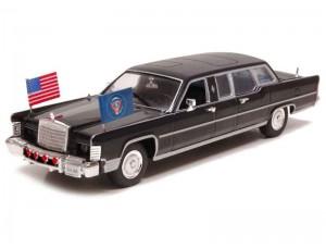 Lincoln Continental Ronald Reagan 1981