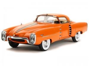 Lincoln Indianapolis Concept Boano 1958