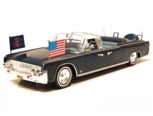 Lincoln Continental 1961 John Kennedy