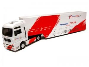 MAN TG XXL Toyota Racing 2007