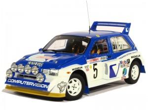 MG Metro Gr4 Monte Carlo 1986