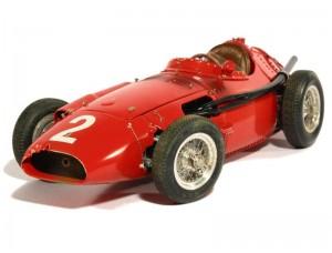 Maserati 250F French GP 1957