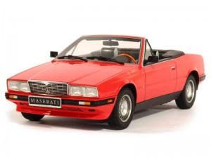 Maserati Biturbo Spyder 1986