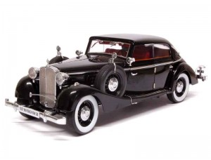 Maybach SW 38 Cabriolet 4 Doors Spohn 1937