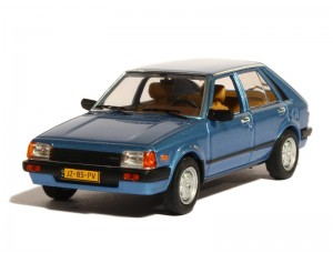 Mazda 323 5 Doors 1982