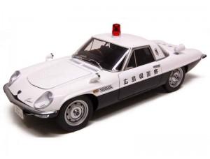 Mazda Cosmo Sport Police 1967