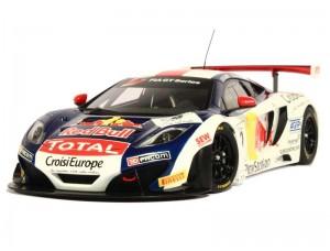 McLaren MP4-12C GT3 Tour 2013