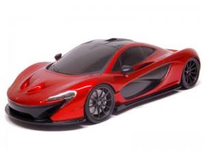 McLaren P1 Mondial Paris 2012