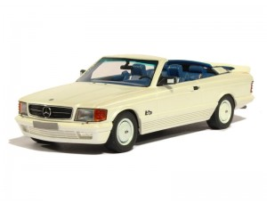 Mercedes 500 SEC BB Magic Top 1985