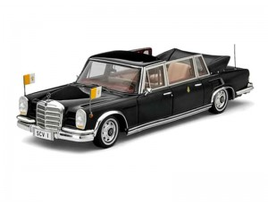 Mercedes 600 Landaulet Papamobile 1965