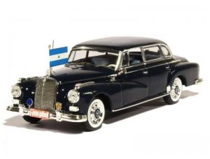 Mercedes 300D Limousine 1957 Président Somoza Of Nicaragua