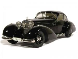 Mercedes 540K AutobahnKurier 1938