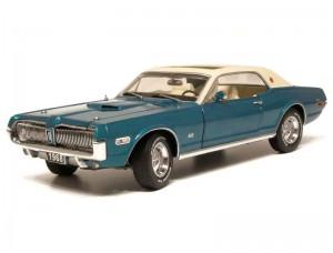 Mercury Cougar XR7G 1968