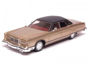 Mercury Grand Marquis 4 Doors 1978