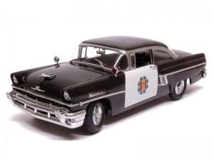Mercury Montclair Hard Top Police 1956