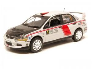 Mitsubishi Lancer Evo IX African Rally 2008