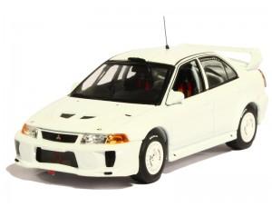 Mitsubishi Lancer Evo V Rally Spec 1998