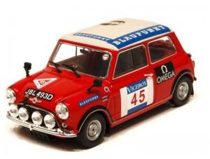 Morris Cooper MKI Rally 1000 Lakes 1966