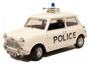 Morris Mini Cooper S Police 1968