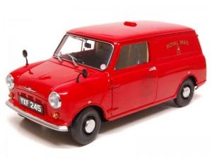 Morris Mini Traveller 1960