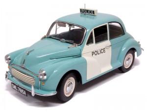 Morris Minor 1000 Police 1963