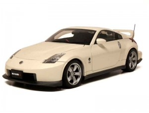 Nissan Fairlady Z 380RS Nismo 2007