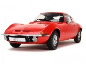 Opel 1900 GT 1968