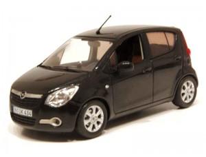 Opel Agila 2008