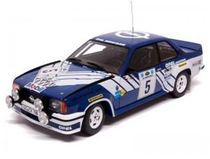 Opel Ascona 400 Acropolis Rally 1981