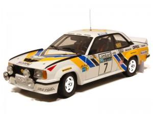 Opel Ascona 400 Lombard Rally 1980
