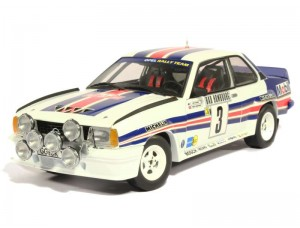 Opel Ascona 400 Monte Carlo 1983