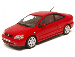 Opel Astra G Coupé 2000