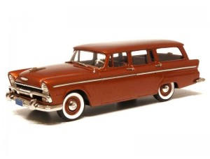 Plymouth Belvédère Suburban 1955