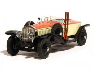 Rolls-Royce Phantom Barker Torpédo 1925
