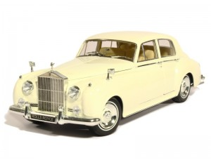 Rolls-Royce Silver Cloud II 1960