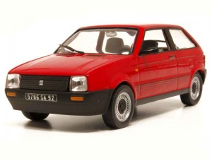 Seat Ibiza 3 Doors 1984