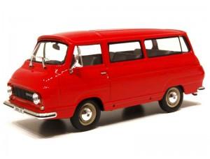 Skoda 1203 Microbus 1975