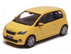 Skoda Citigo 3 Doors 2012