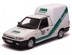 Skoda Felicia Pick-Up Jana