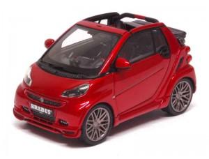 Smart Brabus 120 Cabriolet 2013