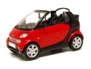 Smart City Cabriolet 2001
